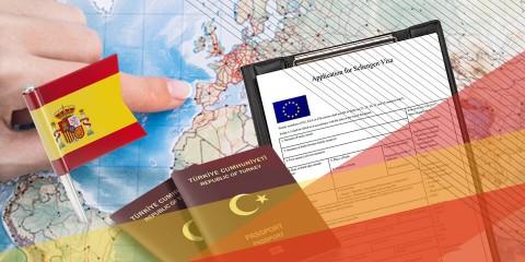 İspanya Konsolosluk & Schengen Vizesi