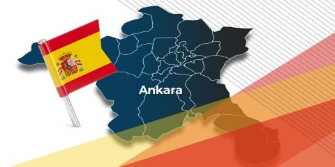 İspanya Büyükelçiliği Ankara
