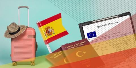 İspanya Turistik Vize Hakkında