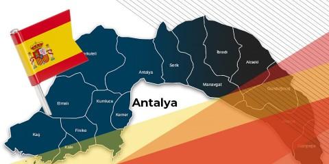 İspanya Fahri Konsolosluğu Antalya