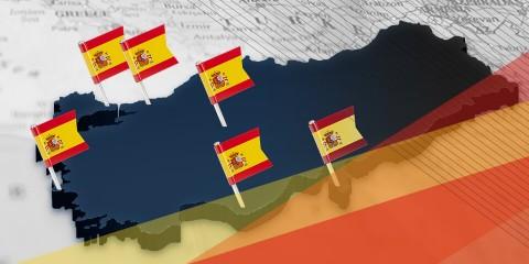 İspanya Konsolosluklarının Görev Bölgeleri