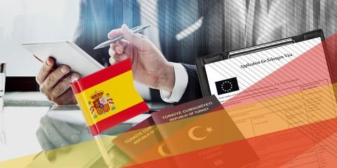 İspanya Çalışma Vizesi Hakkında