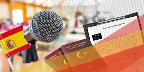 İspanya Konferans Vizesi Hakkında