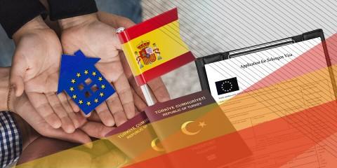İspanya Aile Birleşimi AB Vatandaşları İle Evli Olanlar