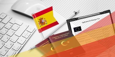 İspanya Vize Başvuru Formu