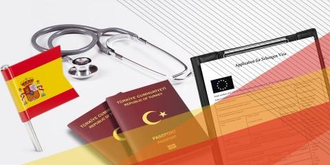 İspanya Seyahat Sağlık Sigortası